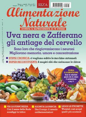Alimentazione Naturale - Ottobre 2018