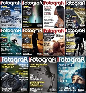 Tutti Fotografi - Full Year 2018 Collection