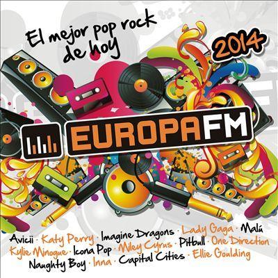VA - Europa FM 2014: El Mejor Pop Rock De Hoy [2CD] (2014) .mp3 - 320kbps