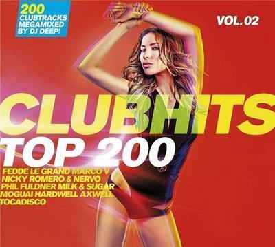 VA - Clubhits Top 200 Vol.02 (Mixed By DJ Deep) (2013) .mp3 - V0