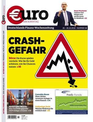 Euro am Sonntag Finanzmagazin Oktober No 42 2018