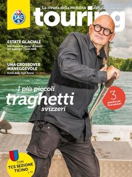 Touring Magazine - Luglio-Agosto 2018