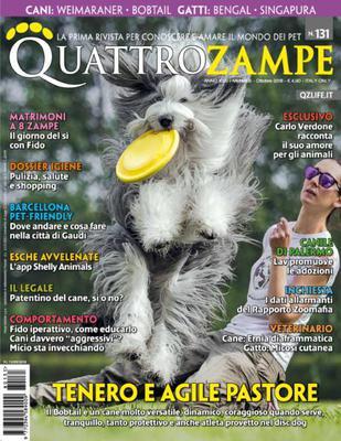 QuattroZampe - Ottobre 2018