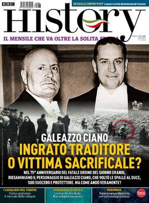 BBC History Italia - Agosto 2018