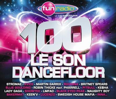 VA - Fun Radio 100: Le Son Dancefloor [5CD] (2013) .mp3 - 320kbps
