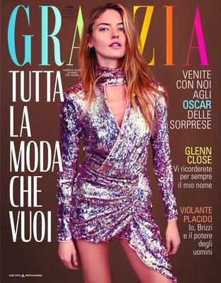 Grazia Italia N.9 - 14 Febbraio 2019