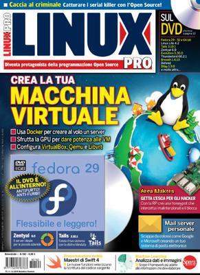 Linux Pro - Dicembre 2018 - Gennaio 2019