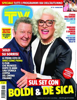 TV Sorrisi e Canzoni N.27 - 03 Luglio 2018