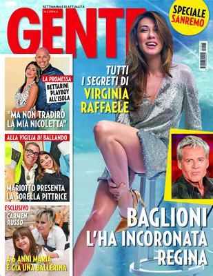 Gente Italia N.6 - 16 Febbraio 2019