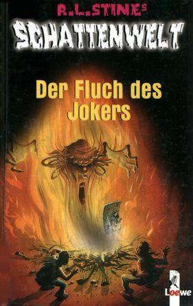 Schattenwelt der Fluch des Jokers von R.L. Stine