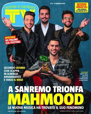 TV Sorrisi e Canzoni N.6 - 11 Febbraio 2019