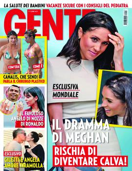 Gente Italia N.27 - 07 Luglio 2018