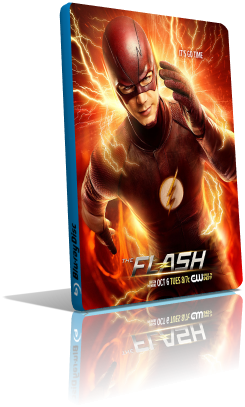 The Flash - Stagione 2 (2016) (Completa) HDTVRip 720P ITA AC3 x264 mkv