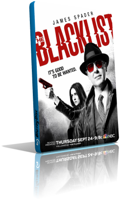 The Blacklist - Stagione 3 (2015) (Completa) DLMux ITA ENG MP3 Avi