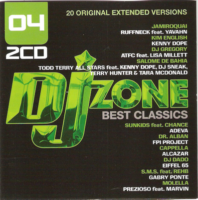 VA - Dj Zone: Best Classics 04 [2CD] (2014) .mp3 - V0