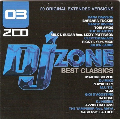 VA - Dj Zone: Best Classics 03 [2CD] (2014) .mp3 - V0