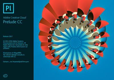 Adobe Prelude CC 2017 v6.0.0 (142) Multi - ITA