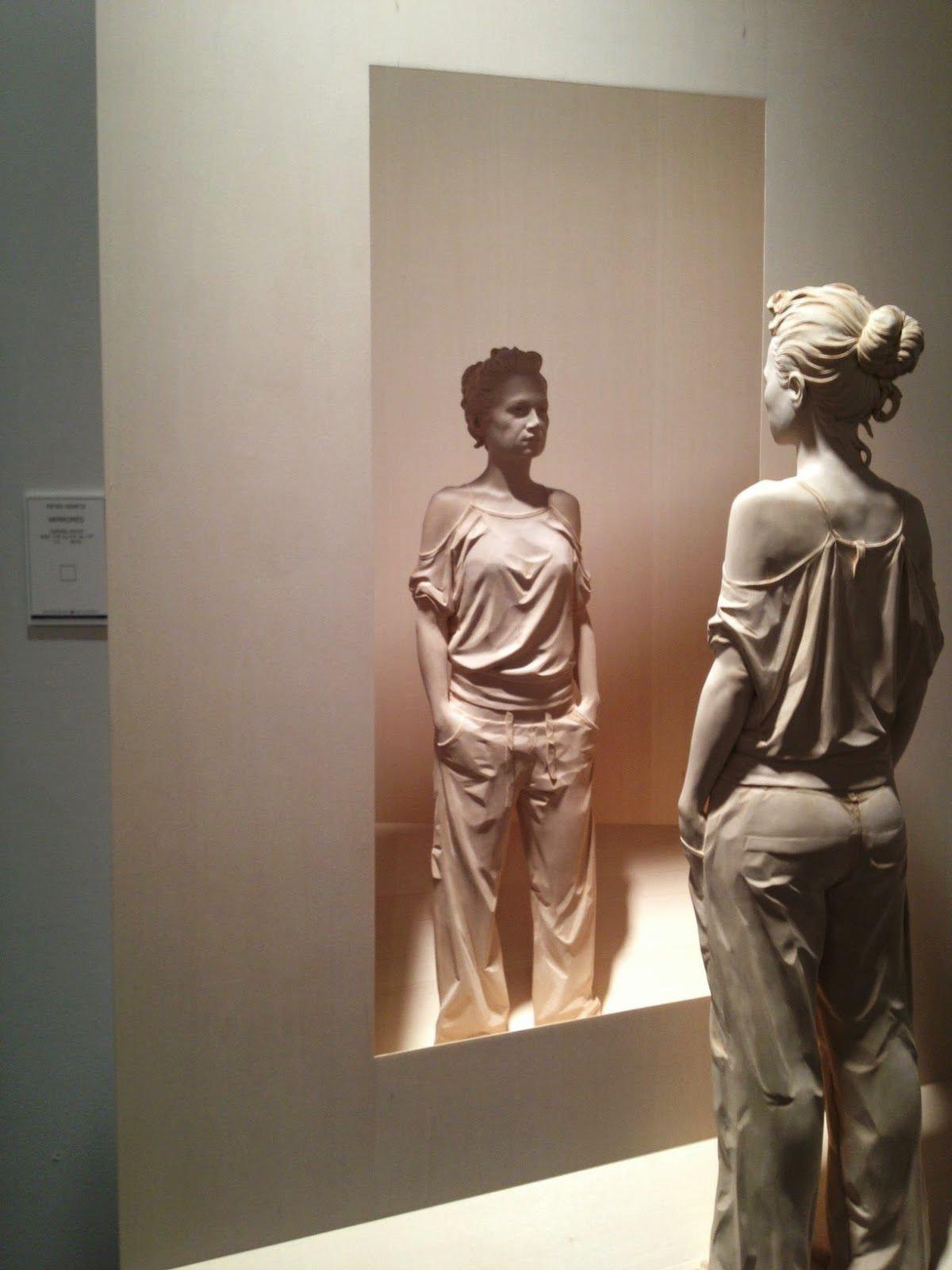 Niezwykłe rzeźby 18