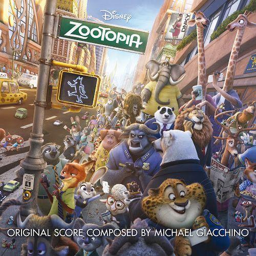 Michael Giacchino - Zootopia (OST) (2016) 320 KBPS