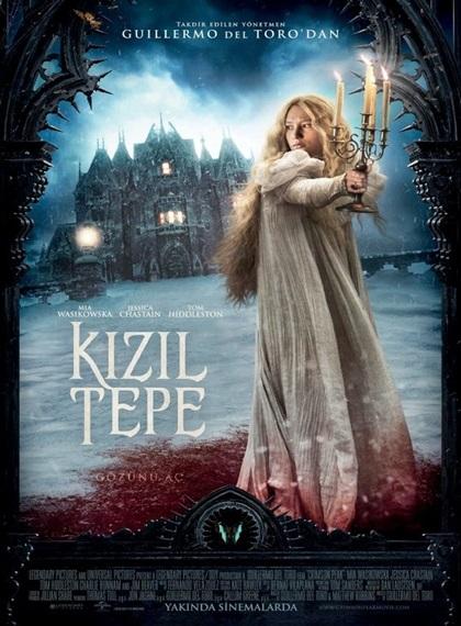 Kızıl Tepe – Crimson Peak 2015 BRRip XviD AC3 Türkçe Altyazı – Tek Link