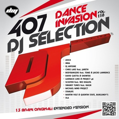 Dj Selection 407 Dance Invasion Vol.118 (2014) .mp3 - V0