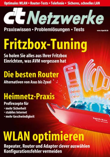 ct Magazin Sonderheft Netzwerke 2017