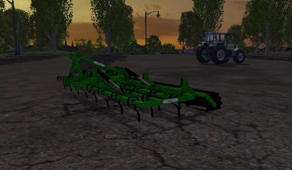 Cultivator SIPMA v1