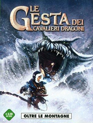 Cosmo Serie Verde 25 - Le Gesta Dei Cavalieri Dragoni - Oltre le Montagne (09/2015)