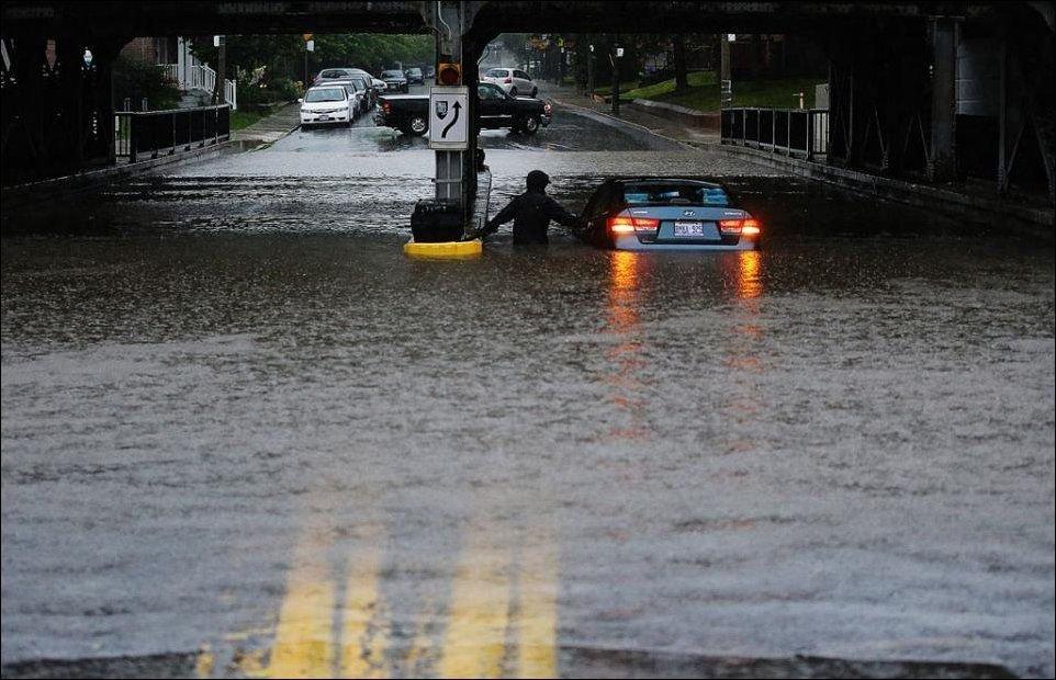 Toronto pod wodą 10