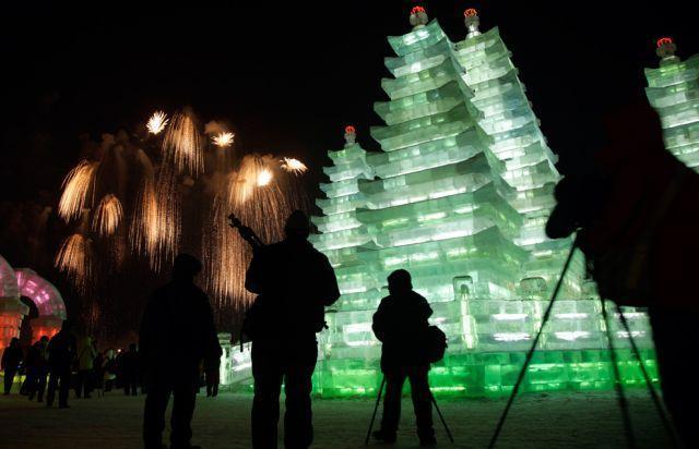Festiwal rzeźby w śniegu i lodzie 48