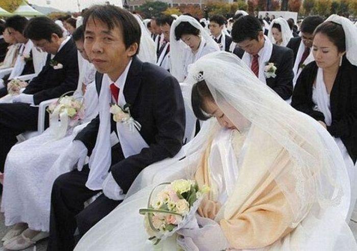 Najdziwniejsze śluby #3 32