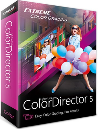 CyberLink ColorDirector Ultra 5.0.6301.0 Multilanguage inkl.German