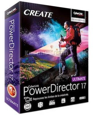 download CyberLink.PowerDirector.Ultimate.v17.0.2217.0