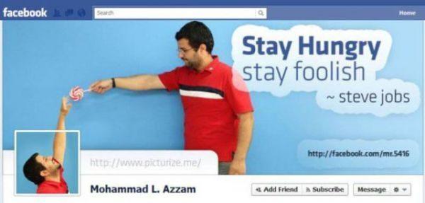 Pomysłowe profile na facebooku 5