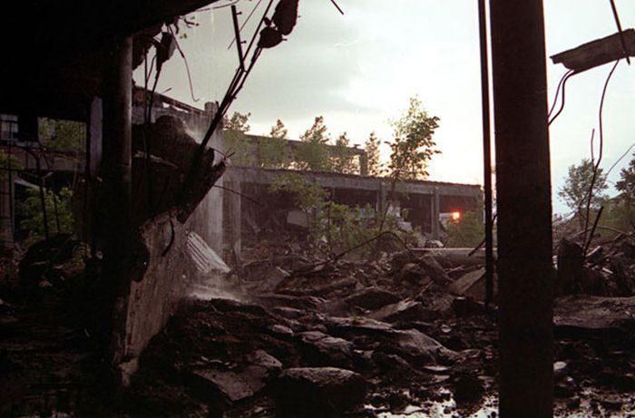 Opuszczone Detroit 25