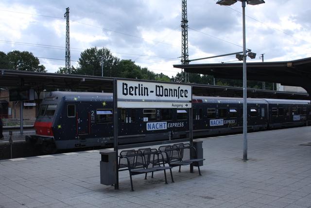 D-DB 50 80 27-33 145-5 Bxf796.1 Berlin Wannsee