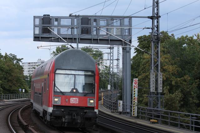 D-DB 50 80 36-33 051-4 DABuzfa Berlin Tiergarten