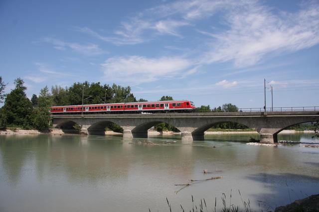 D-DB 50 80 80-35 140-8 Bnrdzf Salzburg Saalachbrücke