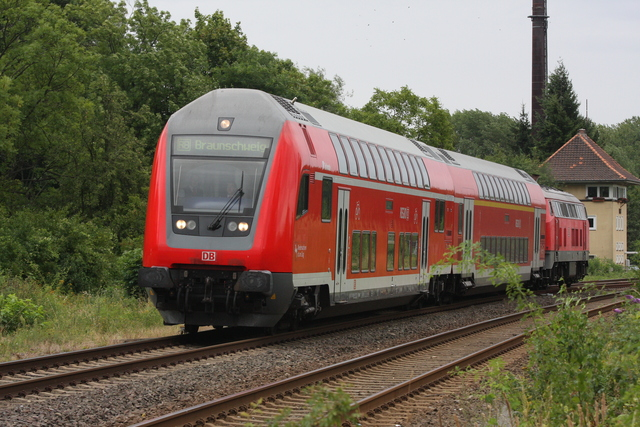 D-DB 50 80 86-81029-0 DBpbzfa Bohmte Wolfenbüttel