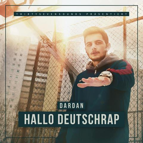 Cover: Dardan - Hallo Deutschrap (2017)