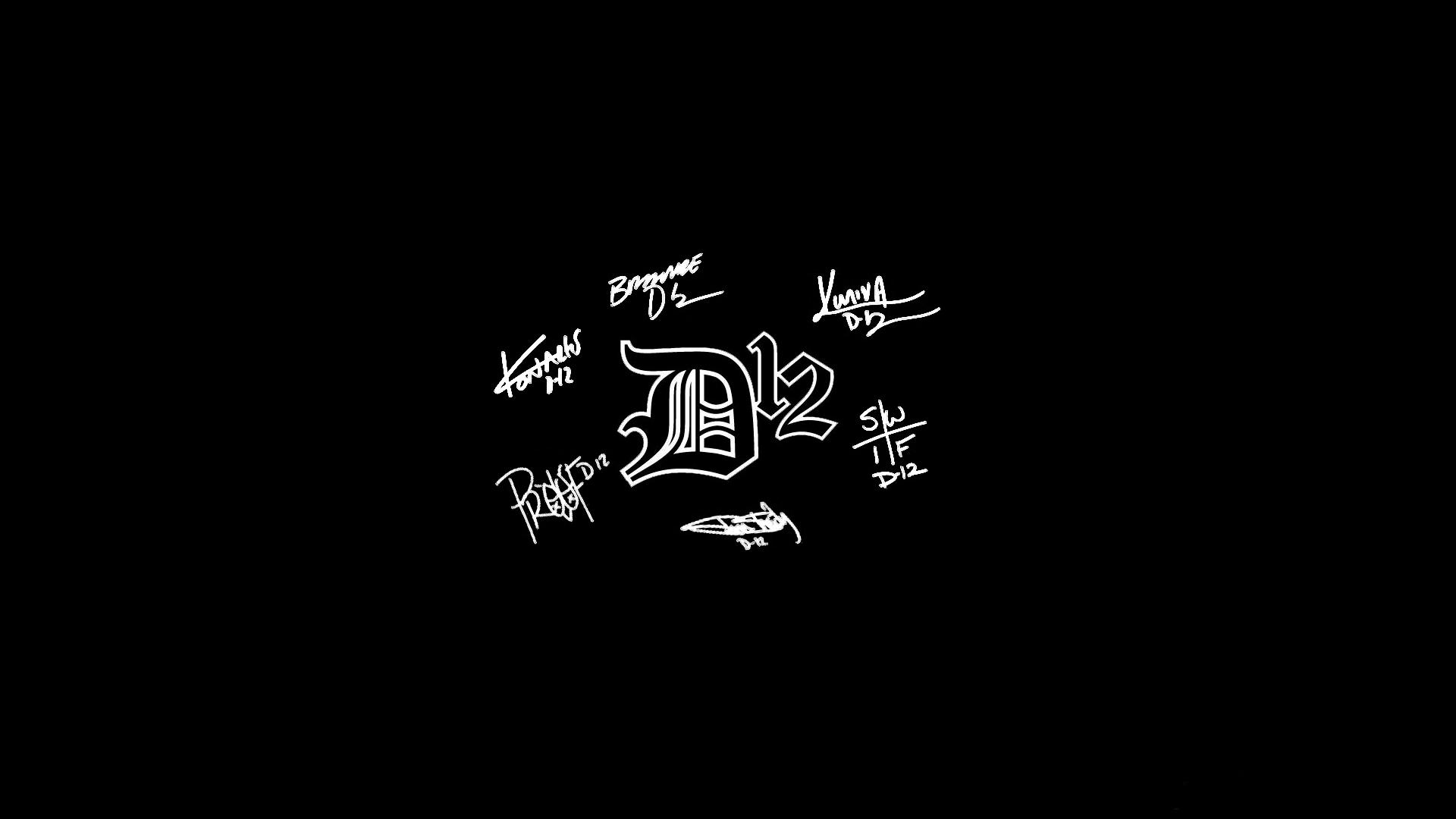 D12 Logo Wallpaper Images & Pictures - Becuo