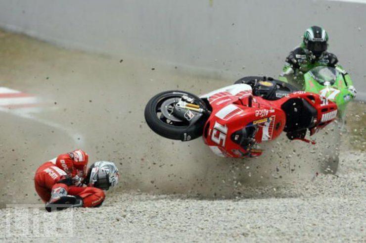 Wypadki motocyklistów #3 16