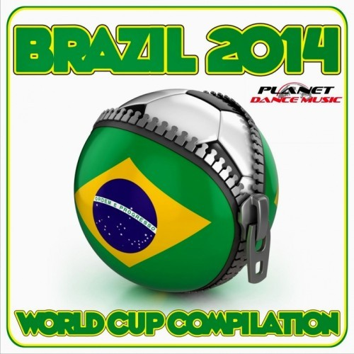 VA - Brazil 2014 World Cup Compilation (2014)