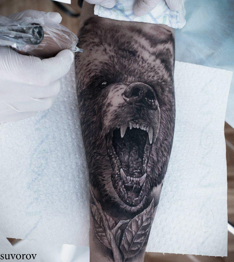 Świetne tatuaże #6 17