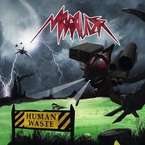 Marauder - Human Waste (2016)