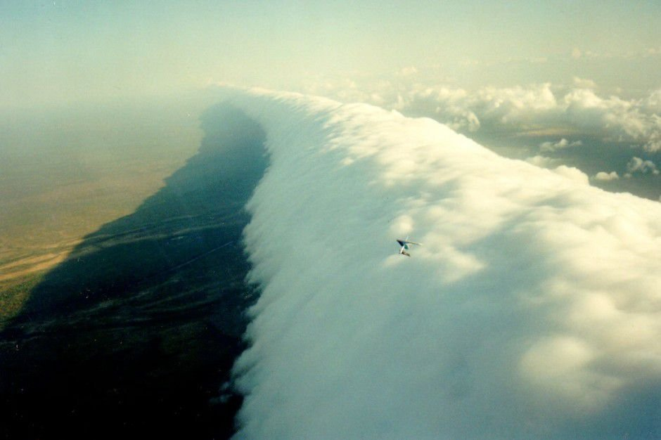 Niezwykłe chmury #3 3
