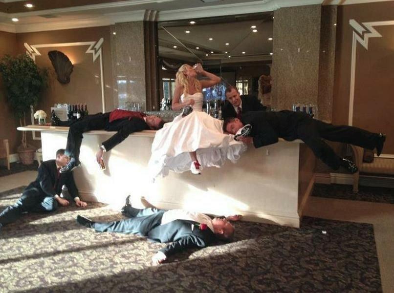 Zabawne zdjęcia ślubne #4 12
