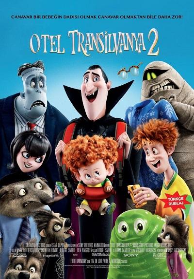 Otel Transilvanya 2 – Hotel Transylvania 2 2015 ( BDRip XviD ) Türkçe Dublaj, BluRay Dual Türkçe Dublaj Film indir, Film-Rip.Com Film indir