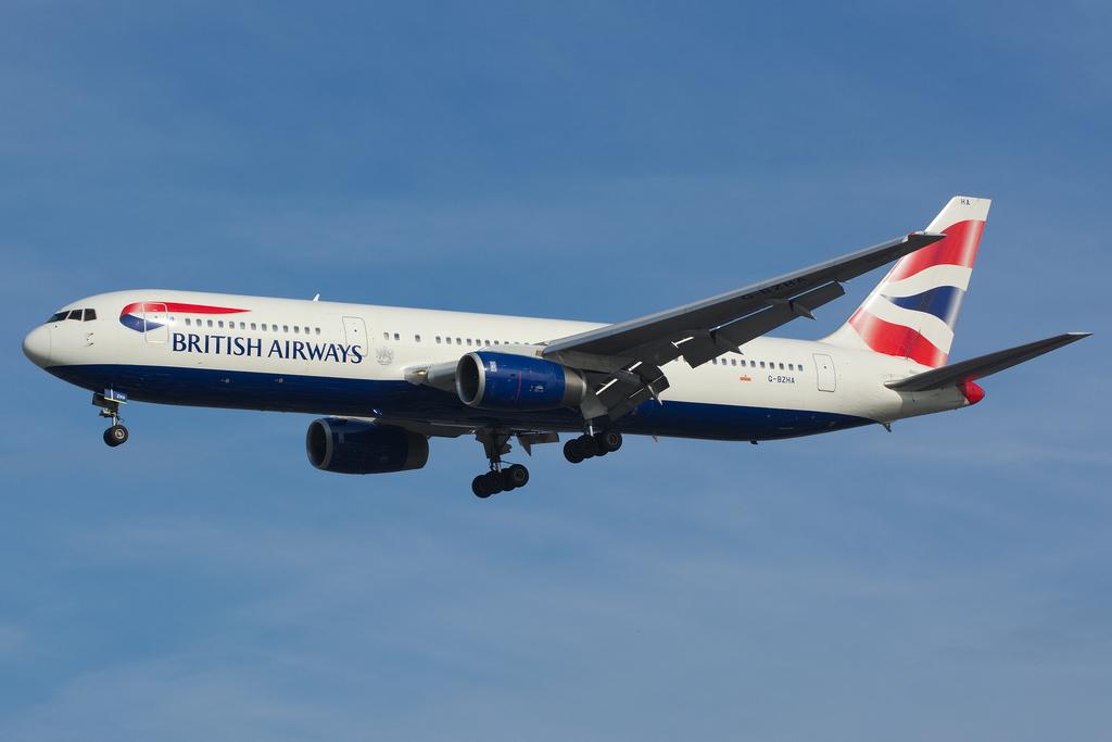 Virgin Airlines London nach Nairobi