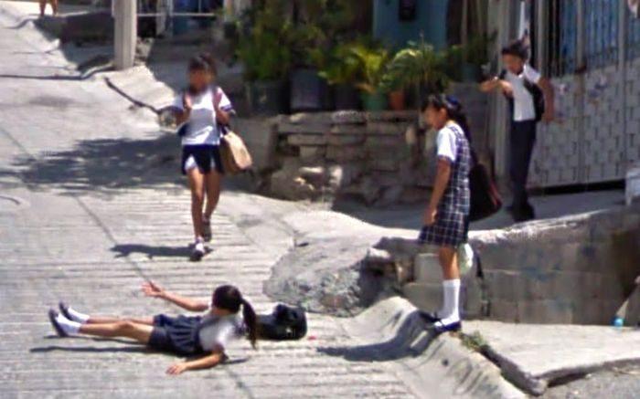 Najdziwniejsze zdjęcia z Google Street View #2 14